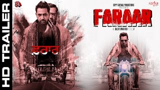 Faraar                     Gippy Grewal   Official Trailer   Latest Punjabi                      Movies 2015   Sagahits