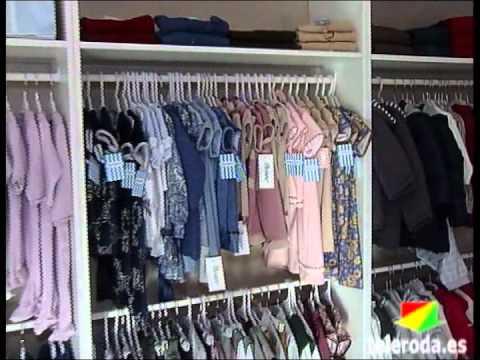ROPA DE BEBES - Cristina Escribano acaba de inaugurar una nueva tienda de ropa para bebés en la esquina de Doctor Sánchez Rodríguez con calle del Salvador,