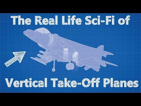 A Look at the Amazing Technology Behind Vertical TakeOff and Landing