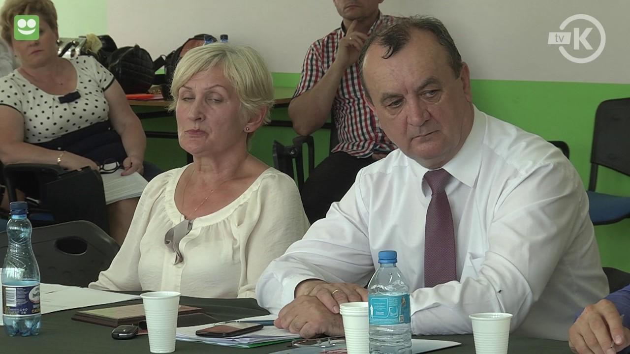 Absolutoryjna Sesja Rady Powiatu Kolskiego 2017