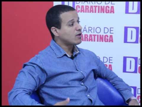 Diego Oliveira comenta sua reeleição no Legislativo