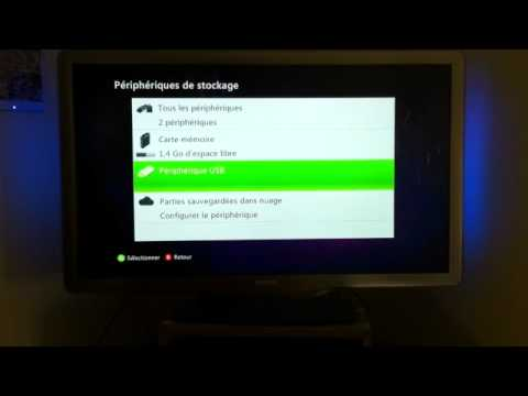comment installer gta v sur cle usb