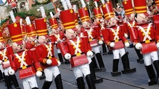 """♥♥ The 2014 Walt Disney World """"Mickey's Once Upon a Christmastime"""" Holiday Parade"""