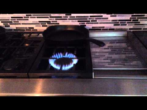 Solved - Why does my gas stove burn orange or yellow?