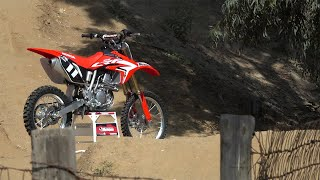 2. First Impression | 2018 Honda CRF150R | TransWorld Motocross