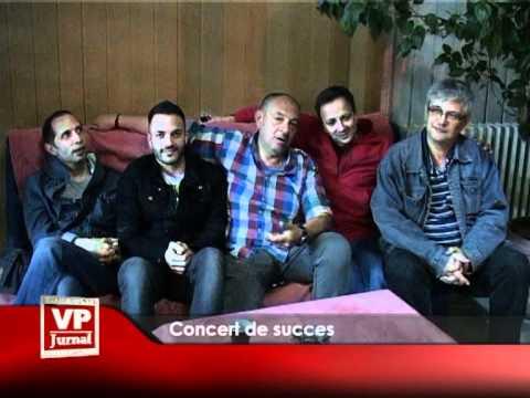 Concert de succes