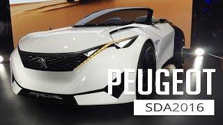 Peugeot: Salão do Automóvel 2016