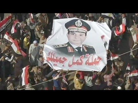 Egypte : l'armée donne son feu vert à la candidature présidentielle d'Al Sissi