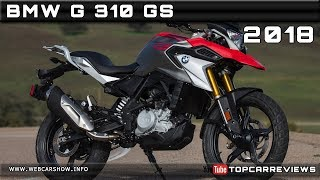 8. 2018 BMW G 310 GS Review Rendered Price Specs Release Date