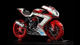 4. New MV Agusta F3 - First Look | Now it's the MV Agusta F3's turn for the 18 RC treatment