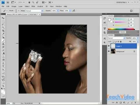 Как в фотошопе сделать фото эффектным