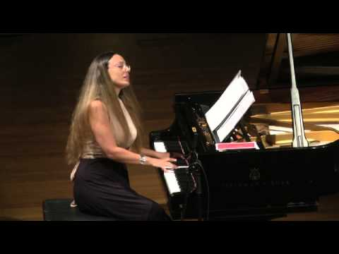 "Orit Wolf: ""Longing"" – Wolf composes and plays her own composition for solo piano"