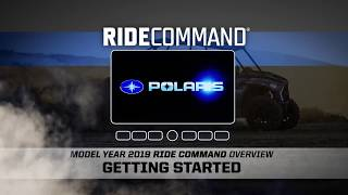 6. Ride Command: Getting Started | Polaris RZR®