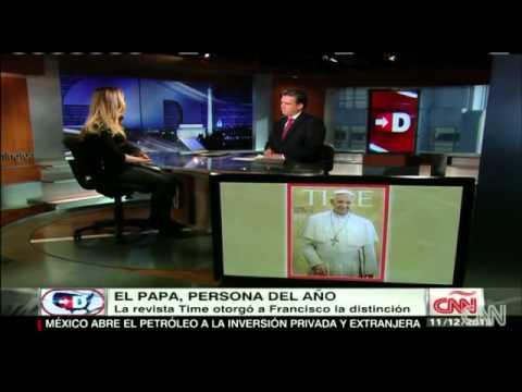 ¿Por qué Time eligió al papa Francisco como la persona del Año?