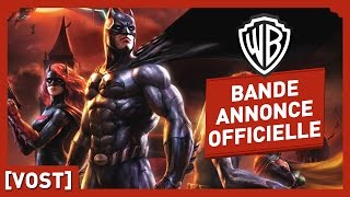 Nonton Batman : Bad Blood - Bande Annonce Officielle (VOST) - Disponible en DVD ! Film Subtitle Indonesia Streaming Movie Download
