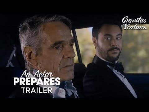 An Actor Prepares   Jeremy Irons   Jack Huston   Trailer