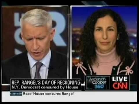 Melanie Sloan Discusses Rangel&#8217;s Censure on AC360