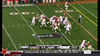 Tre Mason vs FSU (2013)