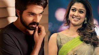 Nayanthara To Romance G.V.Prakash in New Movie Kollywood News 28/08/2015 Tamil Cinema Online
