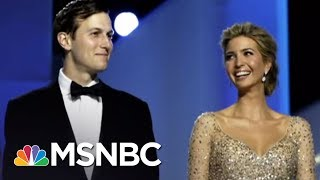 As Jared Kushner's business dealings come under scrutiny, Joy Reid and her panel discuss whether the emoluments clause of...
