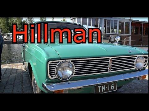 Хиллман Олд классик кар-古いクラシックカ-Старые классические автомобили