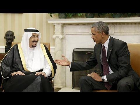 ΗΠΑ: Πρώτη επίσημη επίσκεψη του νέου Σαουδάραβα βασιλιά
