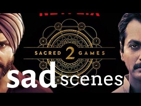 Top 10 Saddest Moment From Sacred Games Season 1