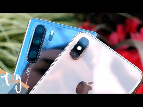 ¡Le PONE LAS PILAS al iPhone! Huawei P30 Pro vs iPhone XS Max