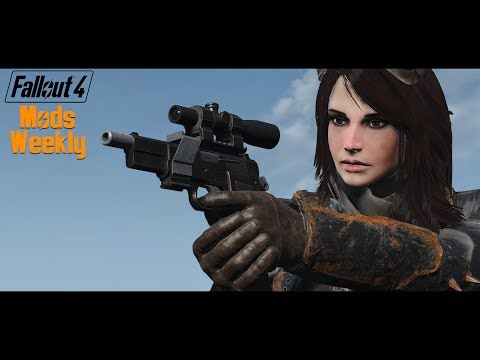 Fallout 4 Mods Weekly - Week 60 (PC/Xbox One)