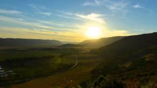 Turňa nad Bodvou - západ slnka (sunset TimeLapse)