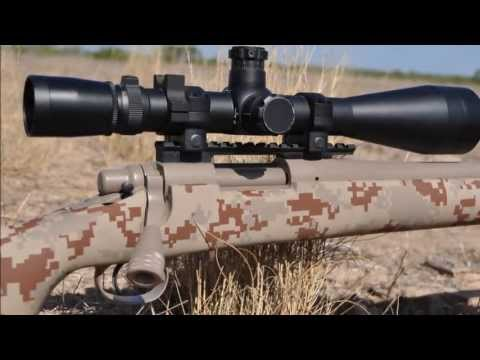 M24 - This video is a slide show of the making of an M24-A2 clone.