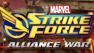 Alliance War Walkthrough & Tips - MARVEL Strike Force Update