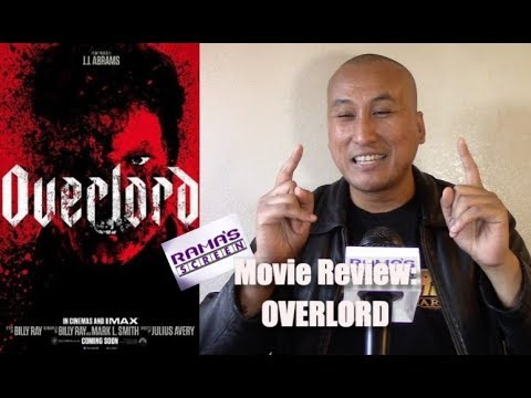 My Review of 'OVERLORD' Movie   Bloody Great!
