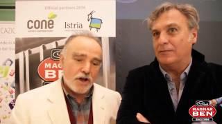 Maurizio Potocnik intervista Josko Sirk al Centro Commerciale Conè