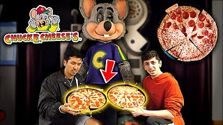 Video We Tested the Chuck E. Cheese Pizza Conspiracy... (Shocking Footage) MP3, 3GP, MP4, WEBM, AVI, FLV Mei 2019