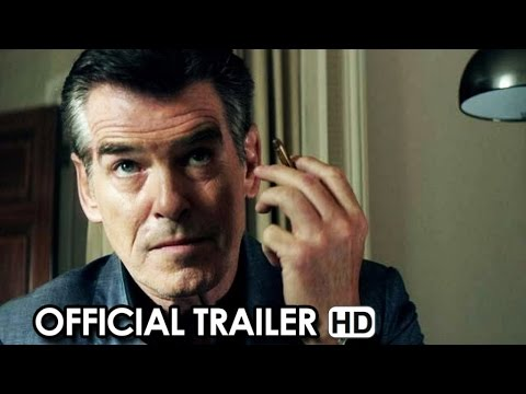 The November Man Official Trailer #1 (2014) HD