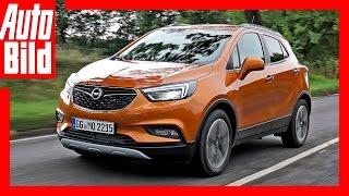 Opel Mokka X (2016) Fahrbericht/Test/Review - Neuer Kompakt SUV von Opel by Auto Bild
