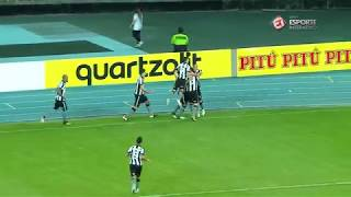 Pelas quartas de final da Copa do Brasil, o Botafogo superou o Atlético-MG, por 3 a 0, no Estádio Nilton Santos, e se classificou...