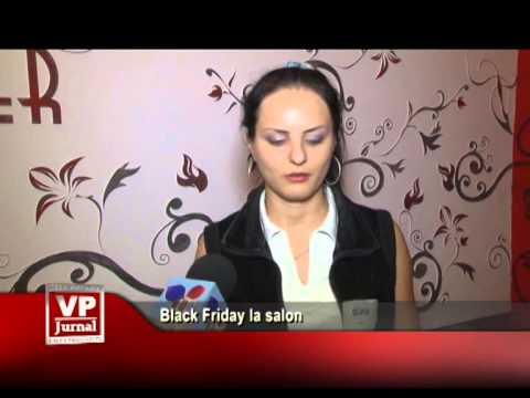 Black Friday la salon