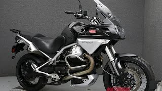 5. 2009  MOTO GUZZI  STELVIO 1200 - National Powersports Distributors