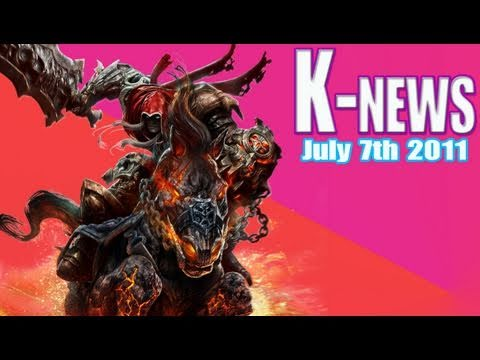 preview-NEWS: Wii U leak rushed system to E3, Darksiders 2 better on U & NIGHTS may make a return! (Kwings)