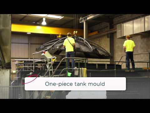 Quality water tanks - Polymaster quality water tanks process