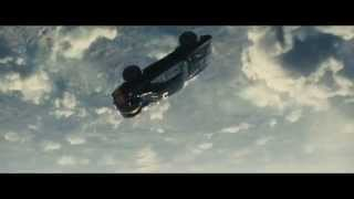 FAST & FURIOUS 7 (2015) - Extended 3 Min. CLIP #2 (Plane Drop) [HD]
