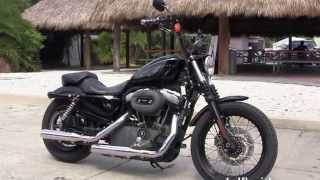 8. Used 2008 Harley Davidson Sportster Nightster Motorcycles for sale