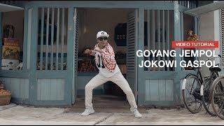 Video TUTORIAL GOYANG JEMPOL JOKOWI GASPOL MP3, 3GP, MP4, WEBM, AVI, FLV April 2019