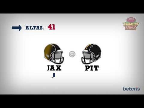 Pronósticos de Apuestas Playoffs NFL 2018 - Jaguars vs Steelers