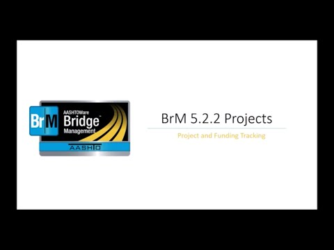BrM 5.2.2 Projects