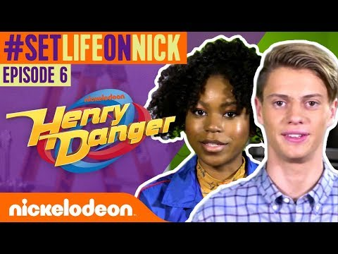 DOUBLES & STUNTS on the Henry Danger Set! | BTS Ep. 6 | #SetLifeOnNick