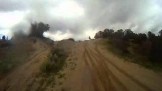 4. 2009 Ktm 400 xc-w Dugway ,Utah
