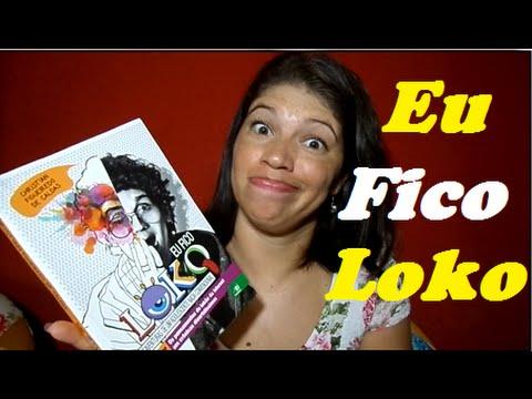 Livro lido: Eu fico loko - Christian Figueiredo